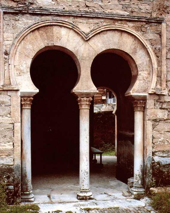 Origen del arte rom nico for Arquitectura mozarabe
