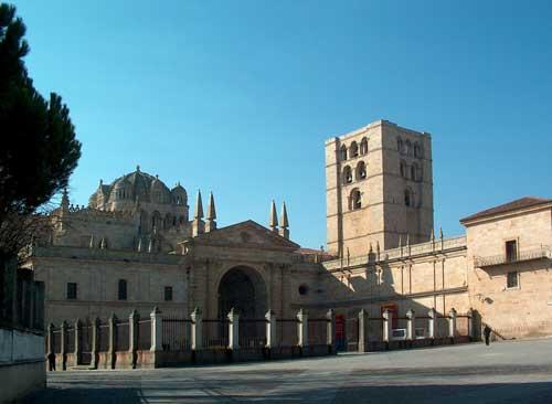 Zamora catedral for Catedral de zamora interior